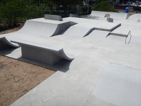 Orange - Skatepark