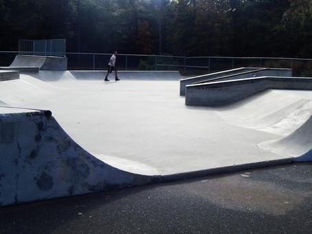 Jackson - Skatepark