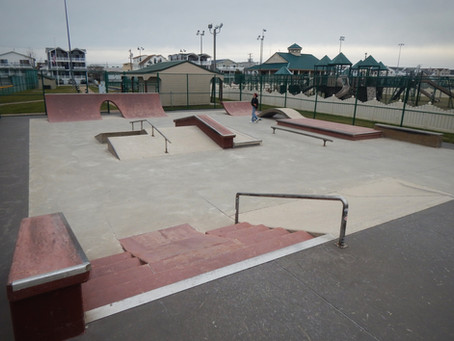 Sea Isle City - Skatepark