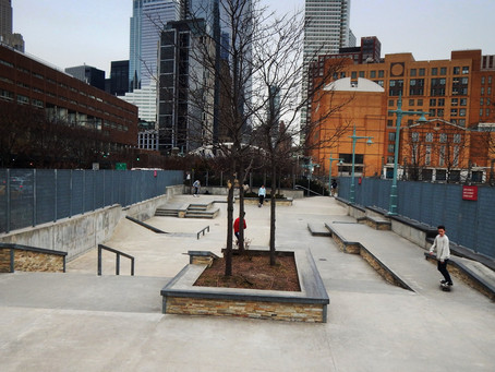 Tribeca - Skatepark