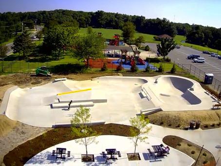Toms River - Skatepark