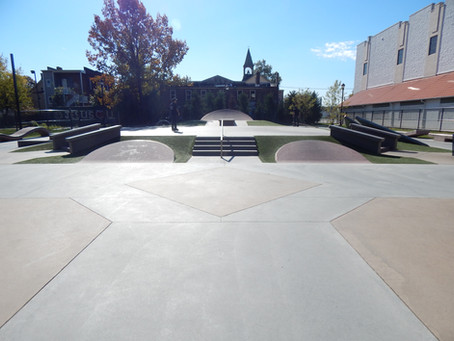 Elizabeth (Holland Playfield) - SkatePark