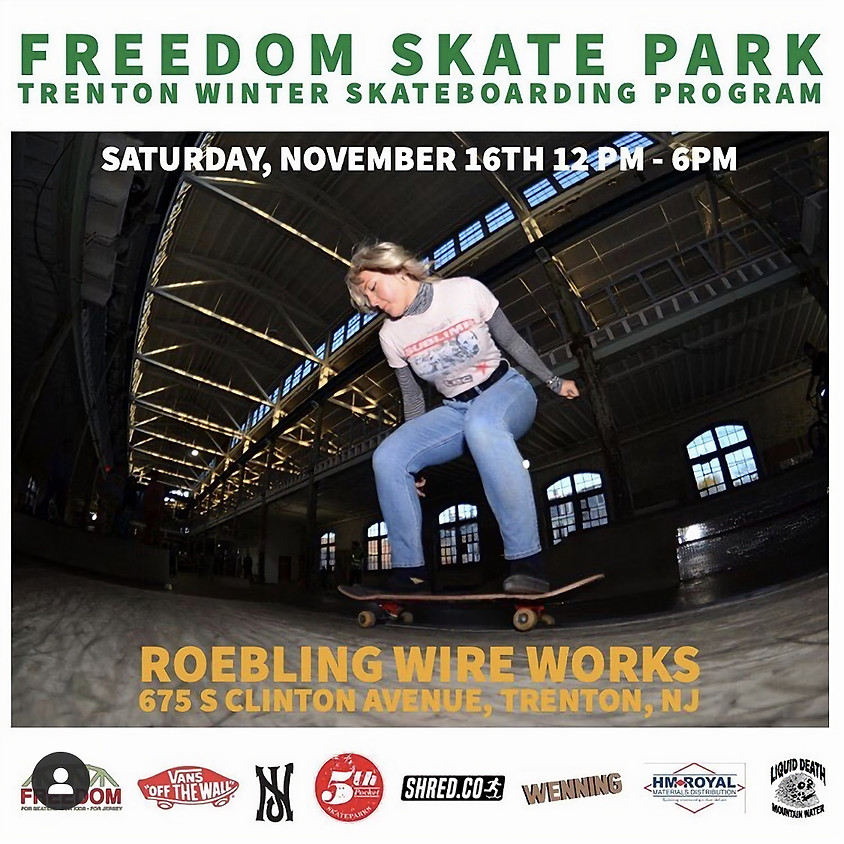 Freedom Skate Park's Weekly Session