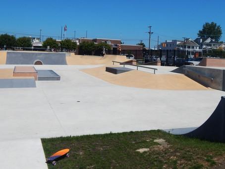 Ocean City - SkatePark