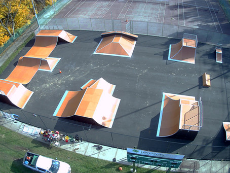 Bloomfield - Skatepark