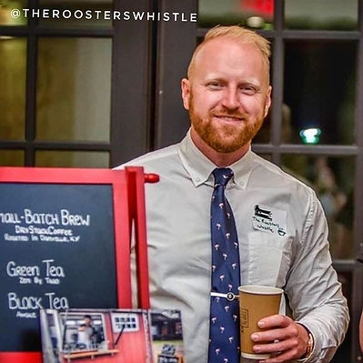 Meet the birthday barista! This is Casey
