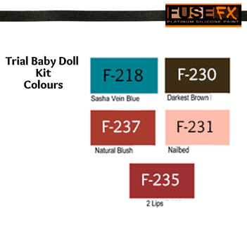 TKBD Colour Chart