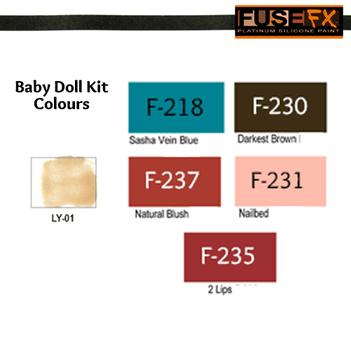 BDK-01 Colour Chart