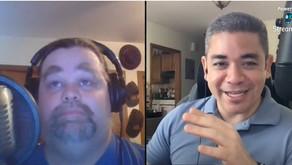 Beyond a Doud - Talking to Jaime Rivera