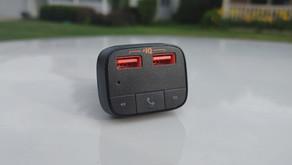 Tech Yeah! Anker Roav Bluetooth FM Transmitter