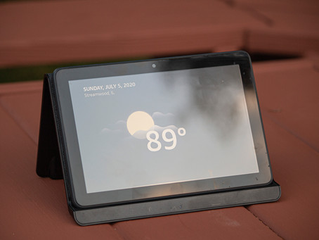 Amazon Kindle Fire HD 8+ Review: Prime Time