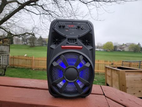 Tech Yeah! iLive Tailgate Speaker