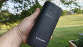 Tech Yeah! RAVPower 20,000 mAh Battery w/ AC outlet!