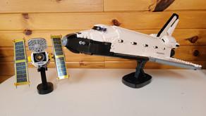 Tech Yeah! Space Shuttle LEGO Set