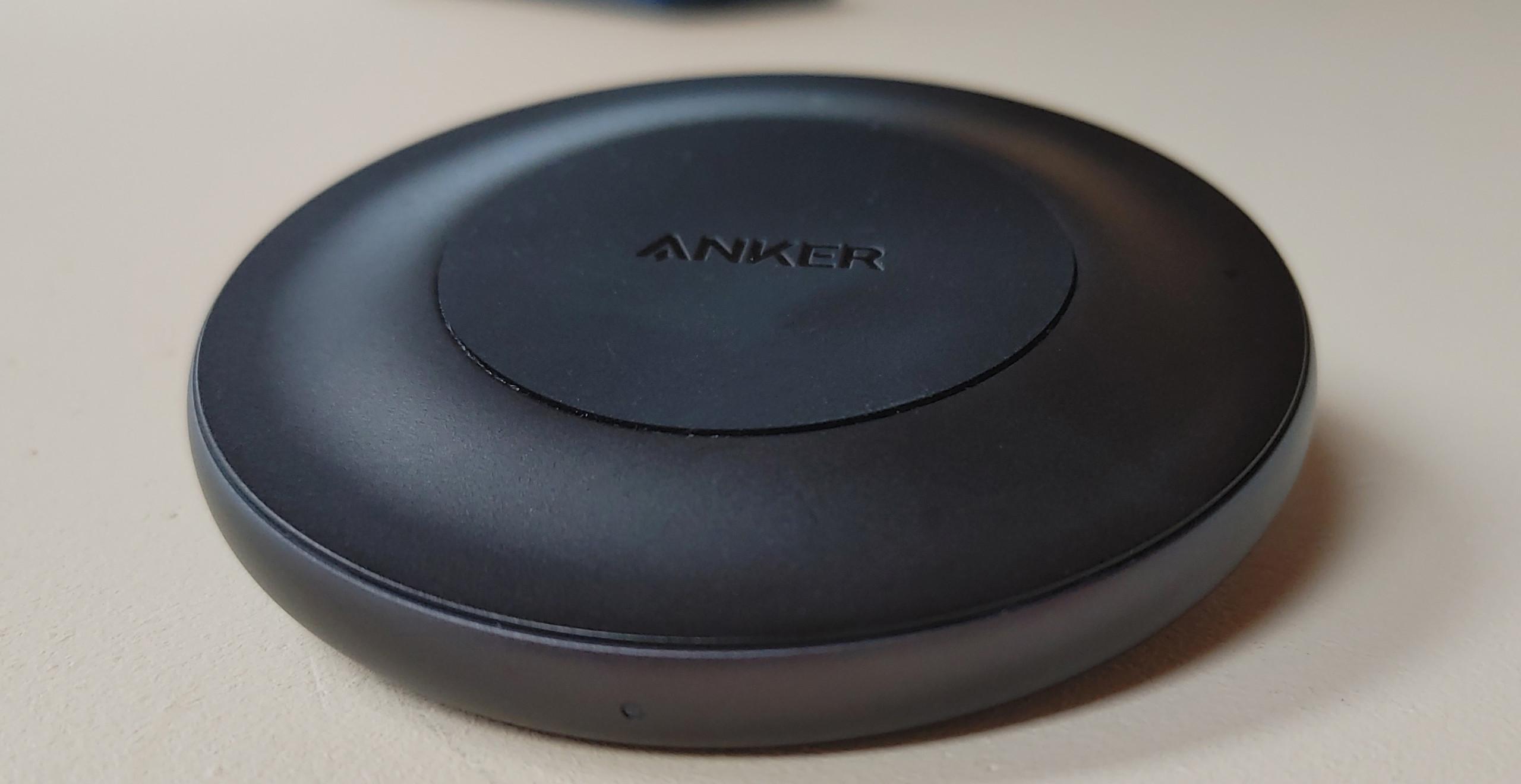 Anker Powerwave charging pad