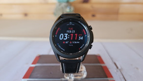 Samsung Galaxy Watch 3 podcast review: Raising my blood pressure