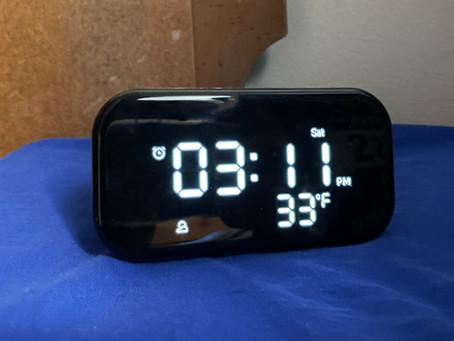 Tech Yeah! Lenovo Smart Clock Essentail