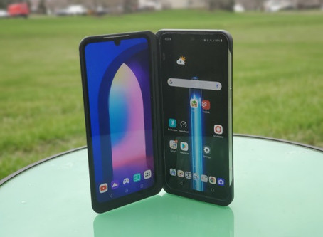 Episode 7: The LG V60 ThinQ 5G Review: I Challenge You to a Dual