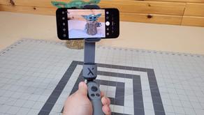 Zhiyun Smooth X Smartphone Gimbal: Buttah Smooth