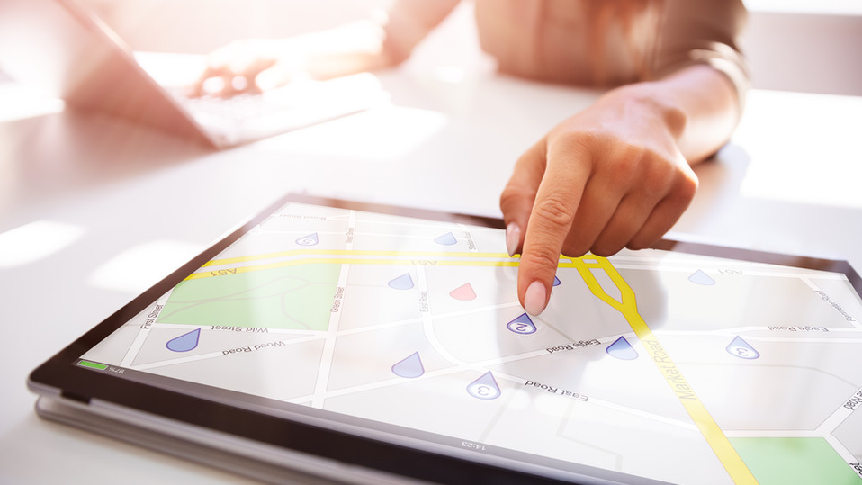 Geographic Information Systems & Mapping