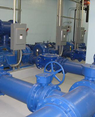 Bridgeview Pump Station Improvements