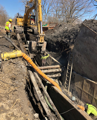 Frankfort Union Ditch Interceptor Sewer and Force Main