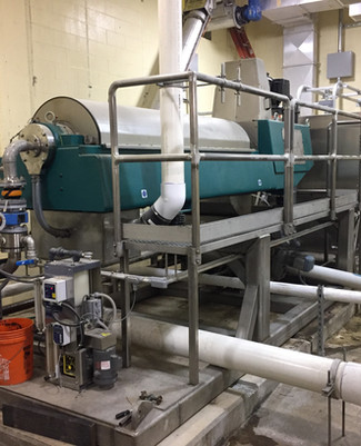 Mokena Centrifuge Addition