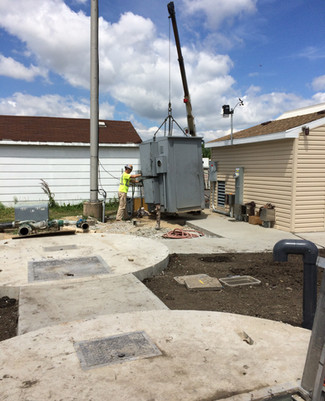 Tinley Park Post 6 Sanitary Lift Station Replacement