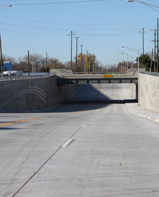 Bridgeview 71st Street Grade Separation