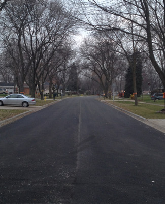 Downers Grove Knottingham Subdivision Water Main Replacement & Roadway  Reconstruction