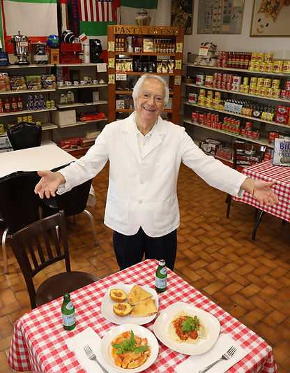 Tony Bartucci, Owner of Pasta Fresh