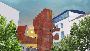 Transformation bâtiments à Remich