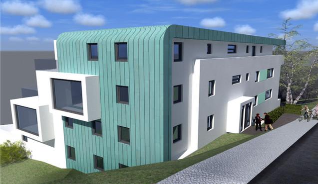 Appartements rue Schetzel
