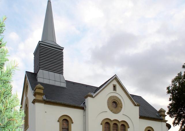 église à Gosseldange
