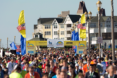 Run for Joy: Running Tours - JERSEY SHORES
