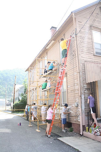 Painting in Johnstown PA