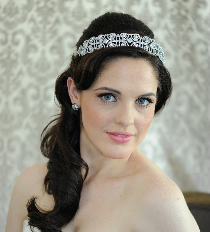 Maritza Bridal Tiara