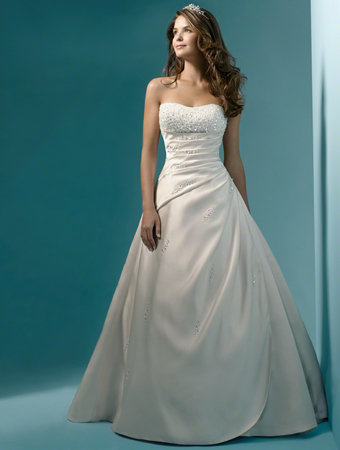 Alfred Angelo  style no. 1136