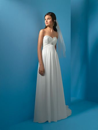 Alfred Angelo  style no. 2007