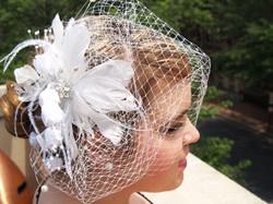 Crystal, Feather Birdcage