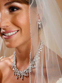 Bridal veil and accessories