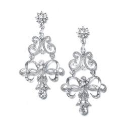 Bridal accessories earings