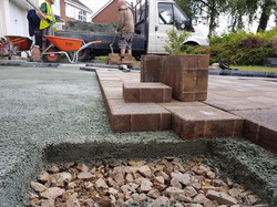 Cross Section of Paving