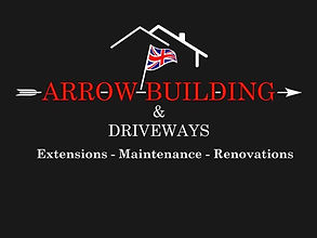 Arrow Building and Driveways