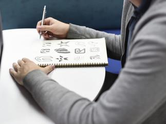 """עיצוב לוגו לפרויקט נדל""""ן"""
