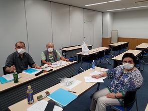 三役会議(2020.9.12)