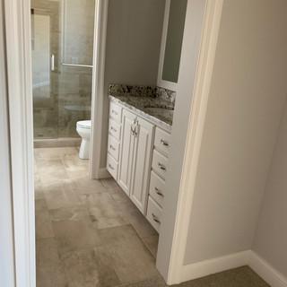 Clean Bathroom Area