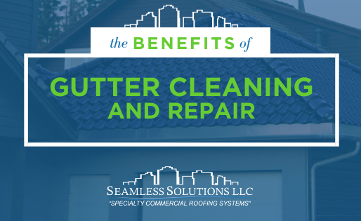 The benefits of gutter cleaning and repair