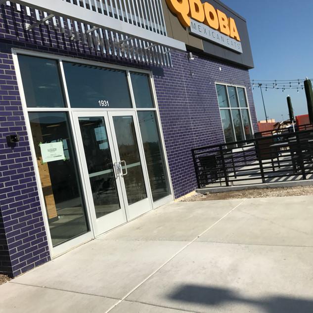 Qdoba Restaurant Project