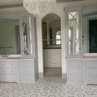 Cleaned Bathroom